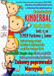 IV Karnawałowy Kinderbal @ Parkowa 5